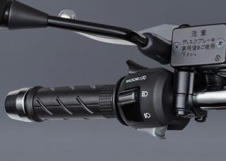 Honda PCX160 EHEV 2021 สวิทช์โหมดขับขี่