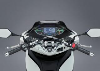 Honda PCX160 EHEV 2021 หน้าปัด