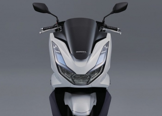Honda PCX160 EHEV 2021 ไฟหน้า