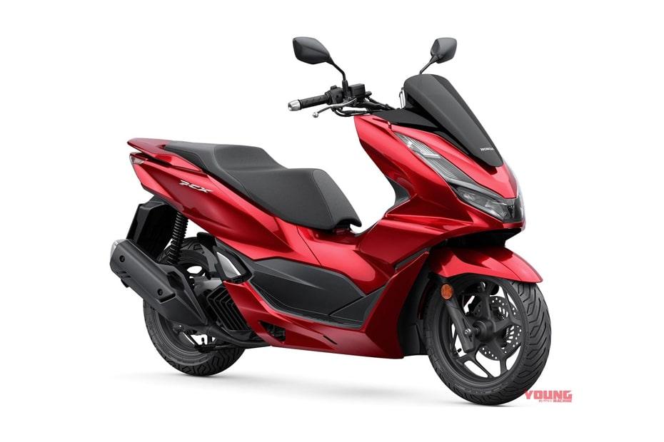 เผยเร็วๆนี้ Honda PCX 125 ใหม่ได้รับการปรับปรุงใหม่ทั้ง 4 วาล์ว + Tracon