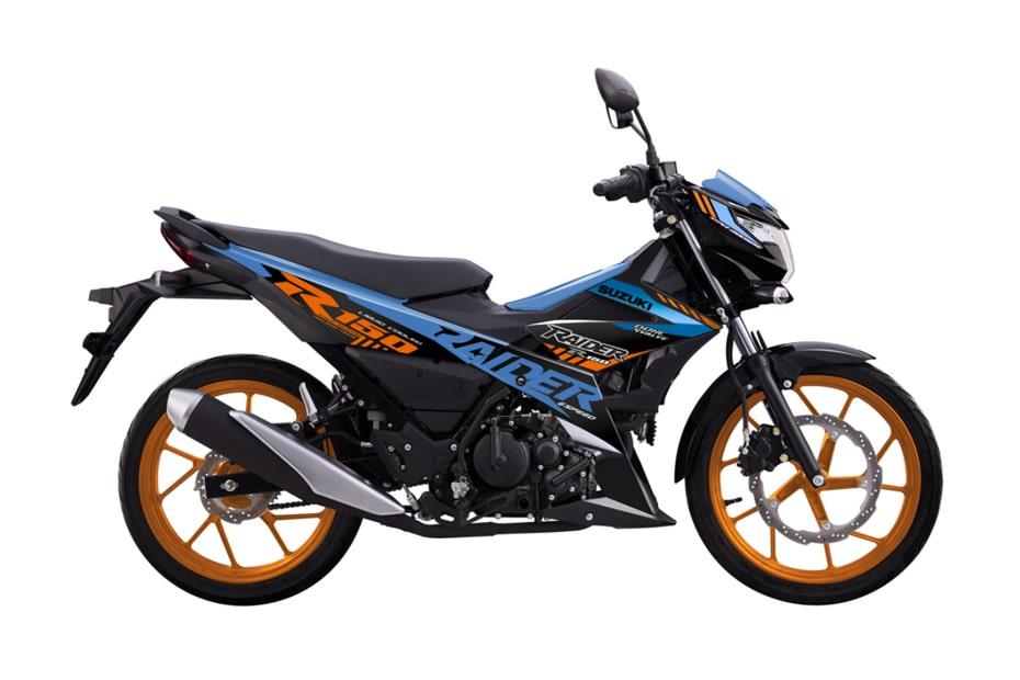 ใหม่ Suzuki Raider R150 2021 เปิดตัวในเวียดนาม