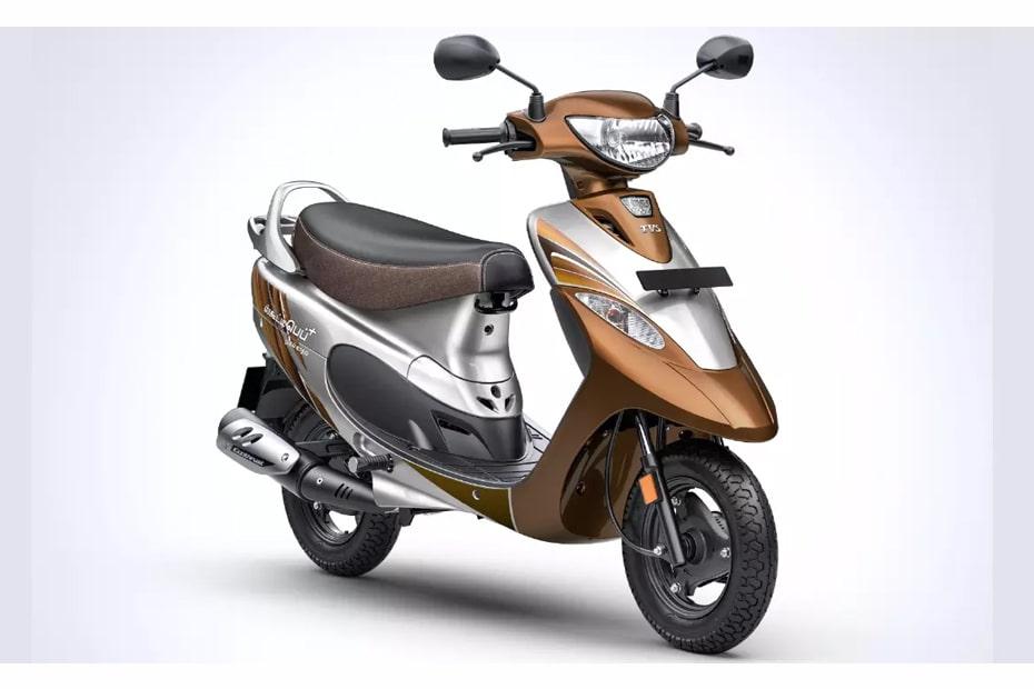เปิดตัว TVS Scooty Pep Plus 2021 limited edition ในอินเดีย