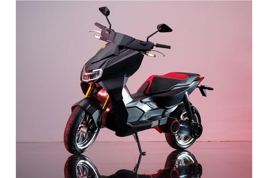 เปิดสกูตเตอร์ไฟฟ้า Scorpio Electric X Model ต้นแบบในสิงคโปร์