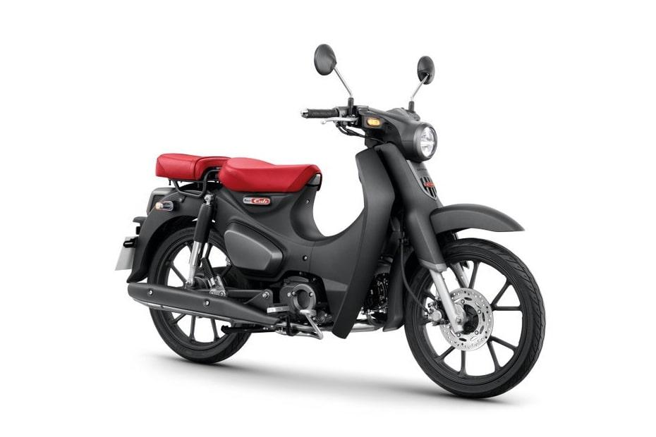 เผยอัพเดทสีใหม่ Honda Super Cub C125 2021 ในไทย