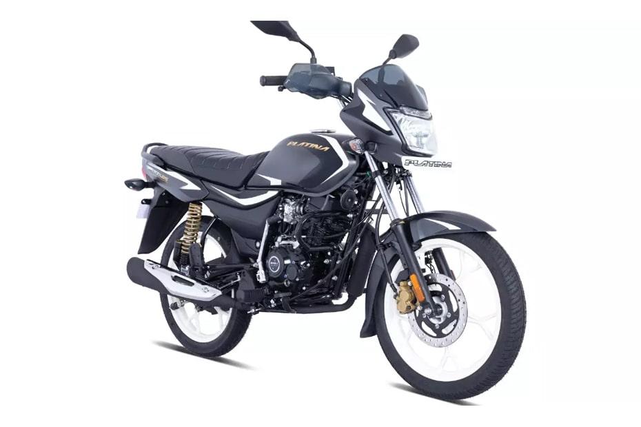 เปิดตัว Bajaj Platina 110 ABS 2021 ในอินเดียที่ราคา 65,926 รูปี
