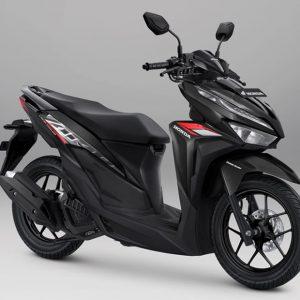 ฮอนด้า Vario 125 2021 สี Advance Black