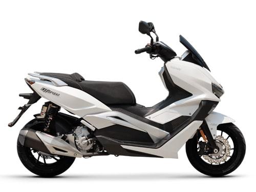 GT270 2021 รุ่น มาตรฐาน สีขาว