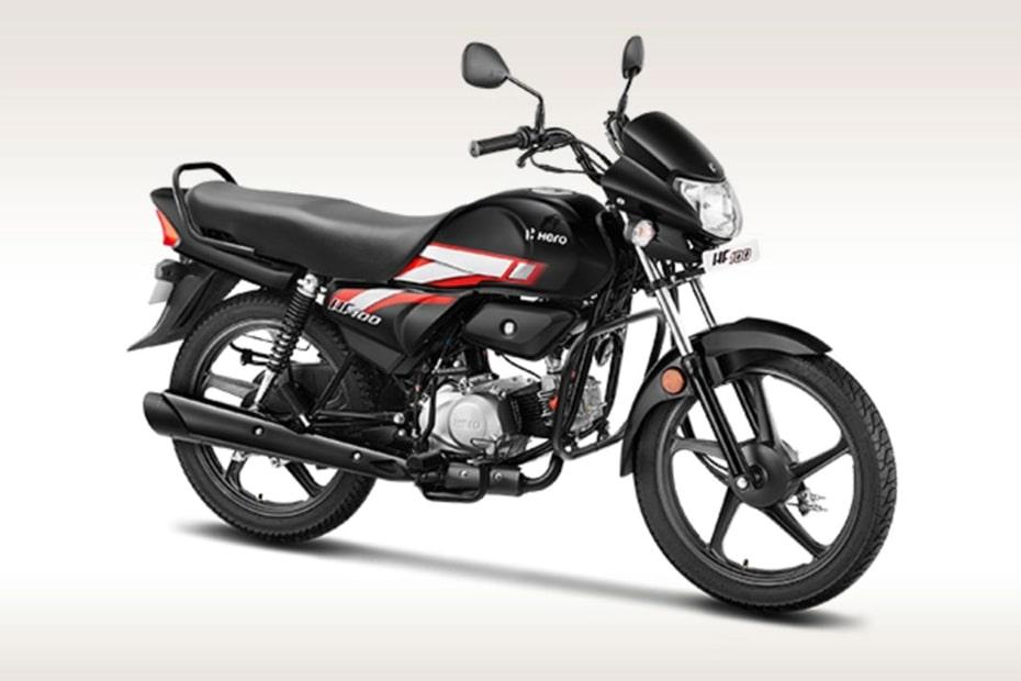 Hero HF 100 2021 เปิดตัวในอินเดียที่ราคา 49,400 รูปี