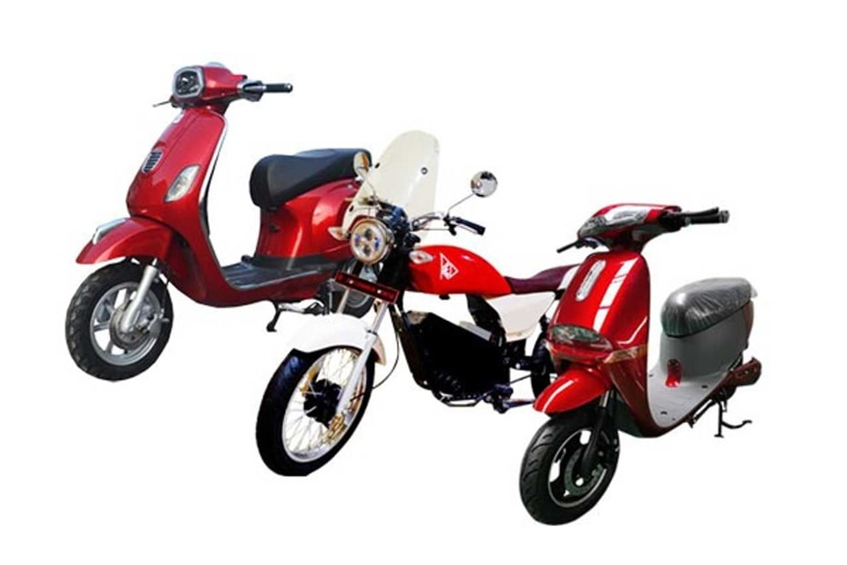 เปิดตัวจักรยานยนต์ไฟฟ้า RedMoto R3X, R1X และ R5X 2021 สามรุ่นใหม่