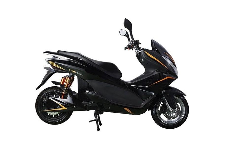 Treeletrik EV สกูตเตอร์ไฟฟ้าของอินโดนีเซียกับการดีไซน์ที่คล้าย Honda PCX