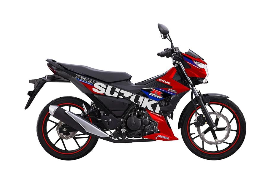 Suzuki เปิดตัวรุ่นพิเศษ Raider 150 2021 ในประเทศเวียดนาม