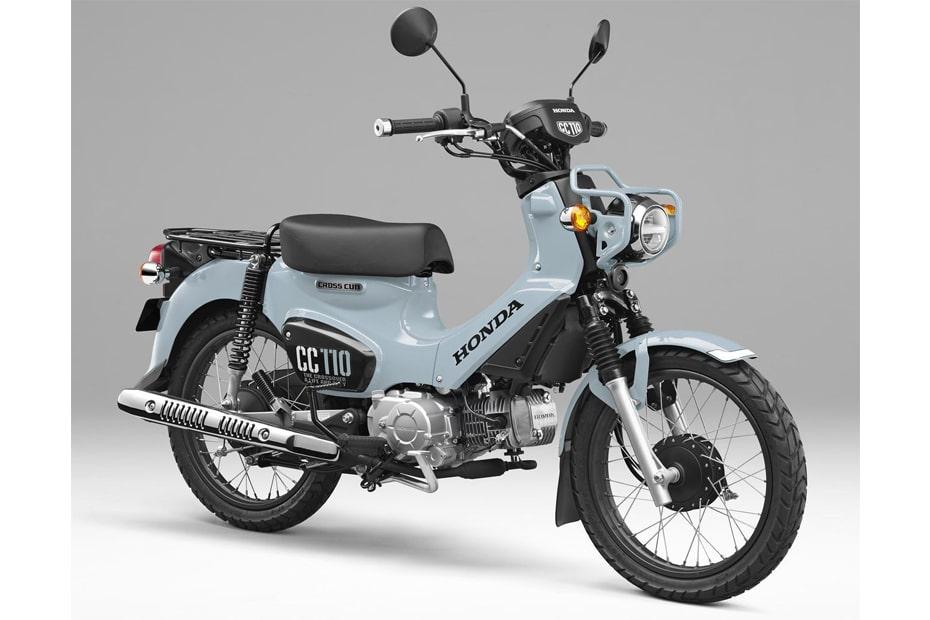 เตรียมวางจำหน่าย Honda Cross Cub 110 2021 ในญี่ปุ่น