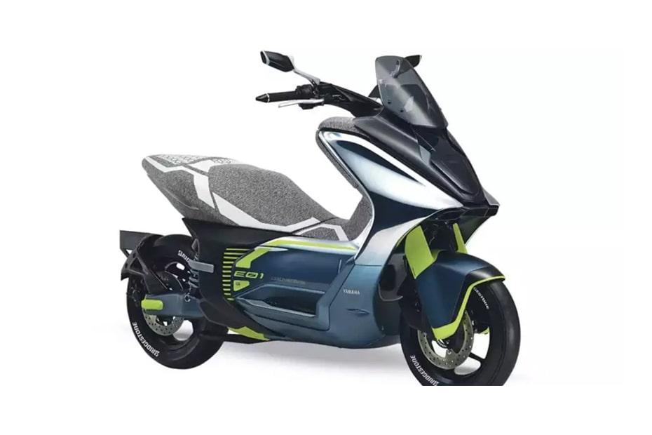 Yamaha E01 สกูตเตอร์ไฟฟ้ามีแนวโน้มที่จะผลิตในเร็วๆ นี้