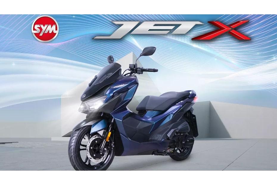 เปิดตัว SYM Jet X 150 2021 อย่างเป็นทางการในตลาดมาเลเซีย