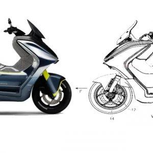 Yamaha จดสิทธิบัตรใหม่