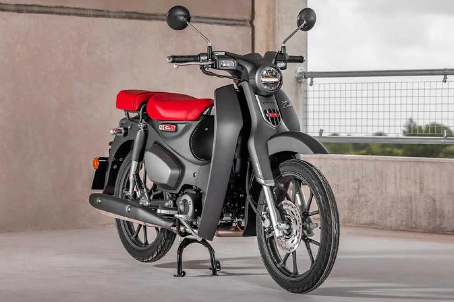 เปิดตัว New Honda Super Cub 2022 ในตลาดยุโรป