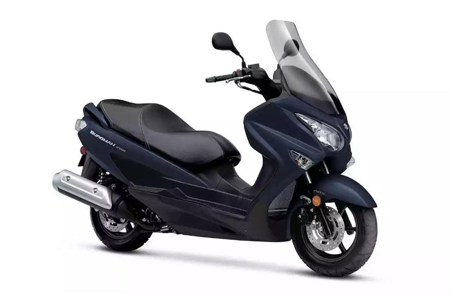 เปิดตัว Suzuki Burgman 200 2022 พร้อมเตรียมวางจำหน่ายในสหรัฐอเมริกาเร็วๆ นี้
