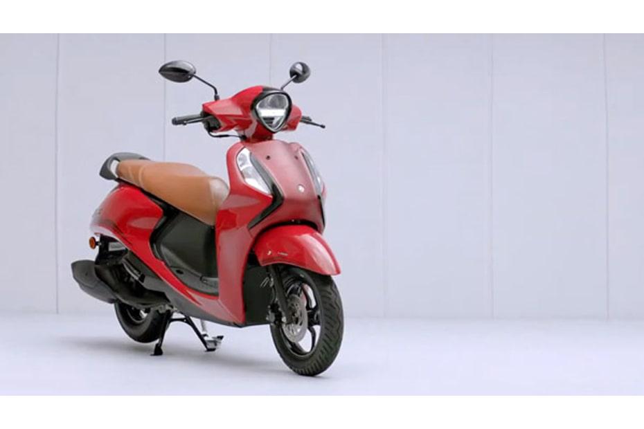 เปิดตัว Yamaha Fascino 125 2021 มาพร้อมคุณสมบัติใหม่