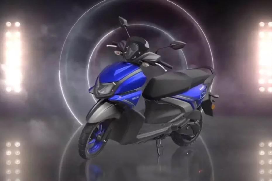 เปิดเผย Yamaha Ray ZR 125 2021 พร้อมเทคโนโลยี Hybrid Power Assist
