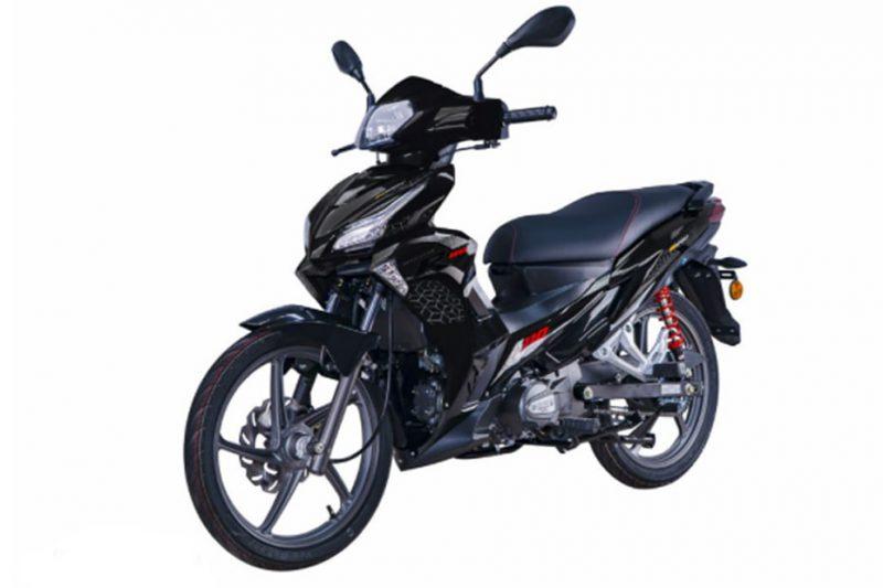 Sport 110R 2021 สีดำ