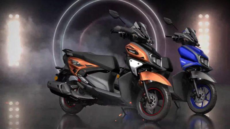 Yamaha Ray ZR 125 2021