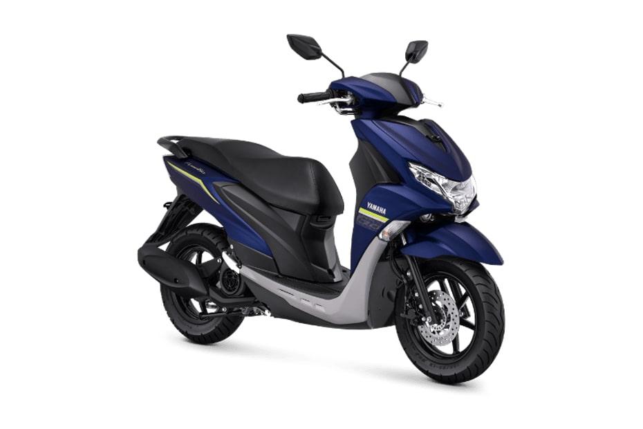 สีใหม่ Yamaha Freego 125 2021 เปิดตัวในอินโดนีเซีย