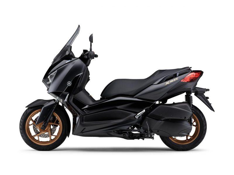 New XMAX ABS 2021 สีดำ
