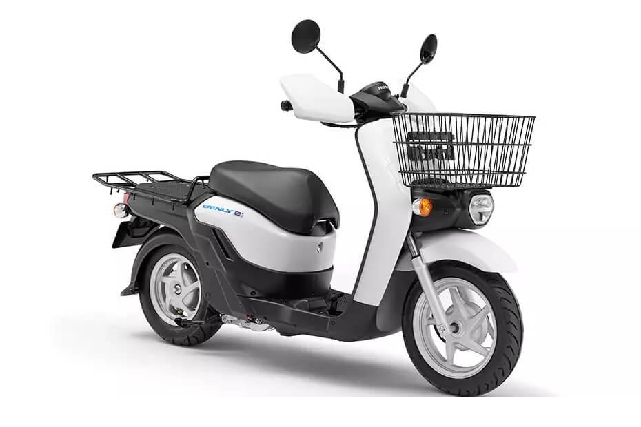 สกู๊ตเตอร์ไฟฟ้ารุ่นแรกของ Honda
