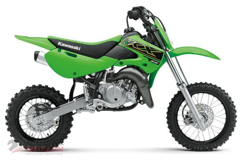 Kawasaki KX65 ปี 2021