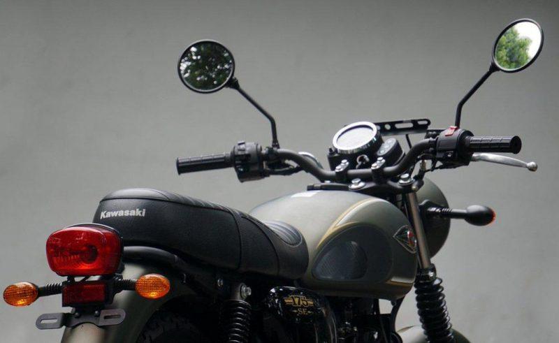 ลุ้นเปิดตัว Kawasaki W175 2021