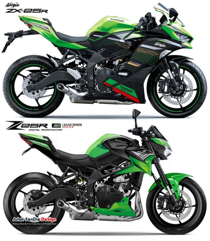 คาวาซากิ Z25R และ Z25R