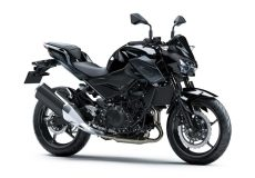 คาวาซากิ Z400 2021 สีดำ