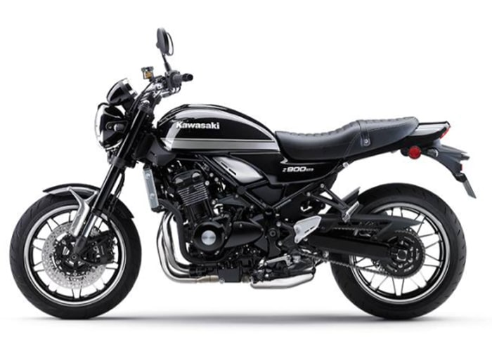 คาวาซากิ Z900RS 2021