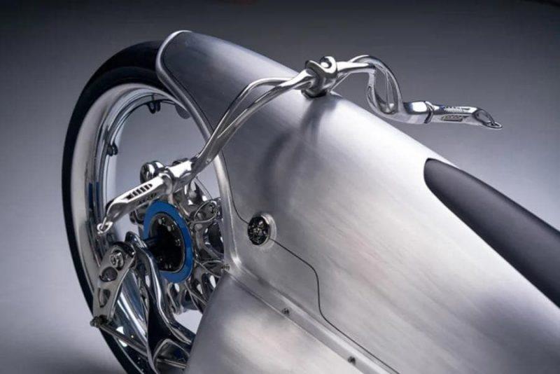 จักรยานยนต์ไฟฟ้าช่วงแฮนด์