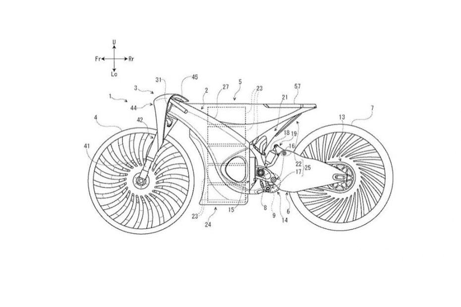 จักรยานยนต์ไฟฟ้าไฮบริด