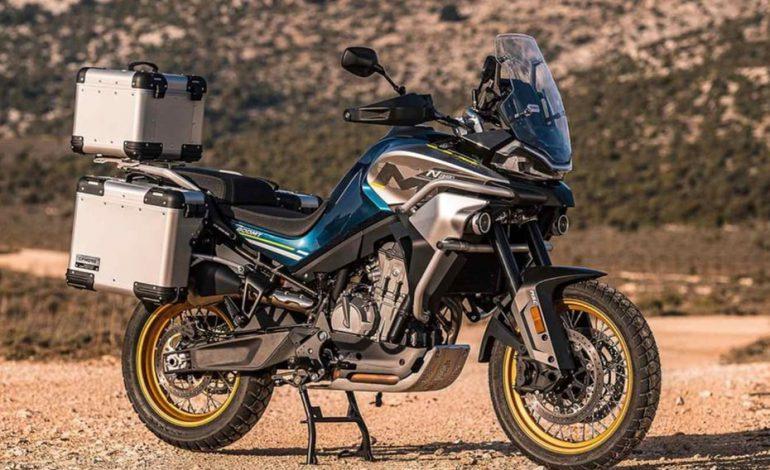 เปิดเผยรายละเอียด CFMoto MT800 ADV Tourer ที่อ้างอิงจาก KTM 790 Adventure