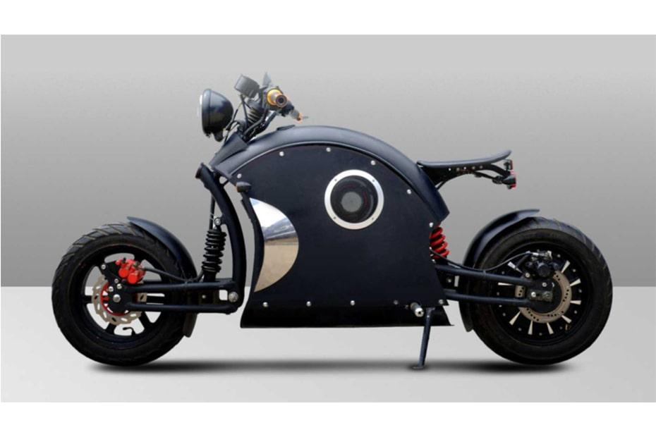 เผยการออกแบบ Urbet Ego จักรยานยนต์แปลกใหม่ ที่ไม่เหมือนใคร