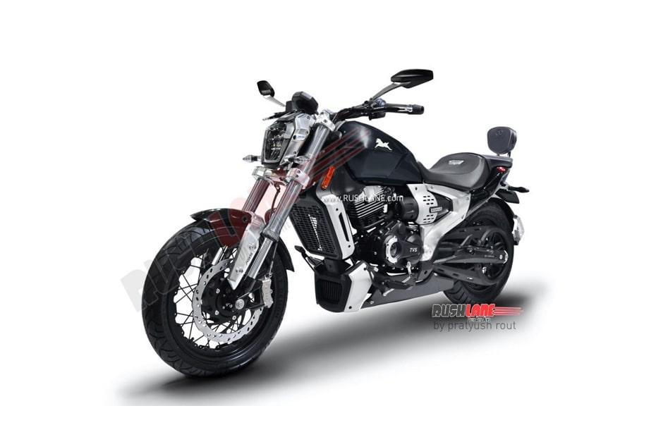 เผยชื่อ TVS Ronin คาดเป็นจักรยานยนต์ครุยเซอร์หรือ ADV tourer ใหม่ ลุ้นเปิดตัวปี 2021