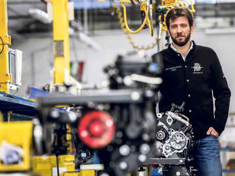 ซีอีโอของ บริษัท MV Agusta เผยอีกไม่เกิน 5 ปีโมเดล F4 จะกลับมา