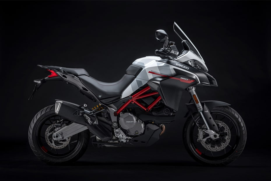 ลุ้นสีใหม่ Ducati Multistrada 950 S เตรียมเปิดตัวในปี 2021