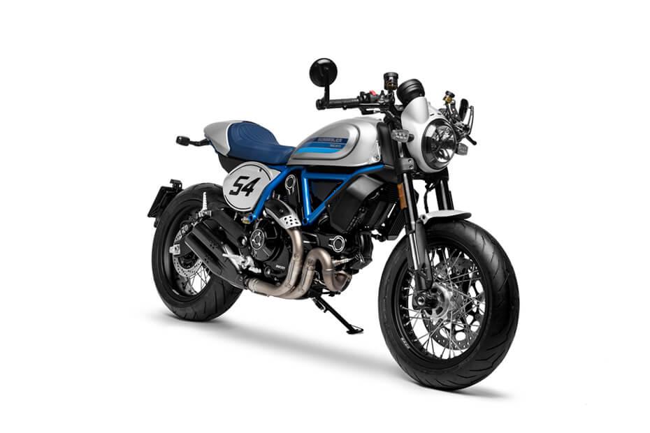 Ducati Scrambler Cafe Racer ข้อมูลสเปคราคา ตารางผ่อนดาวน์