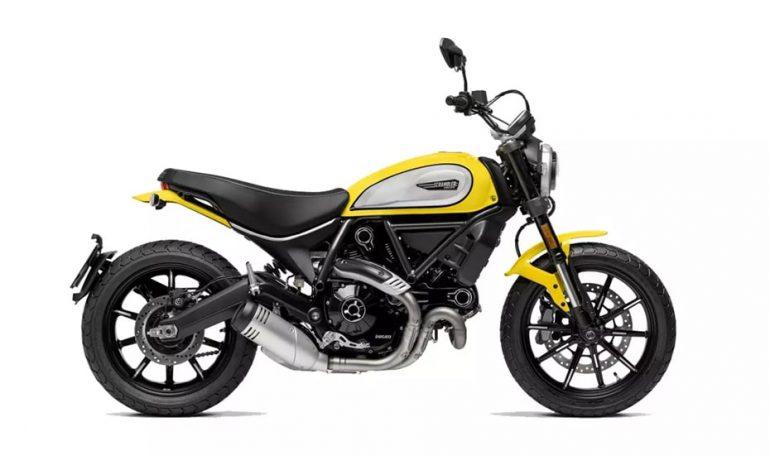 เปิดตัว Ducati Scrambler Icon และ Scrambler Icon Dark 2021 อย่างเป็นทางการในอินเดีย