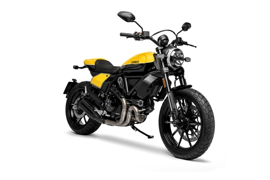Ducati Scrambler Full Throttle ข้อมูลสเปคราคา ตารางผ่อนดาวน์