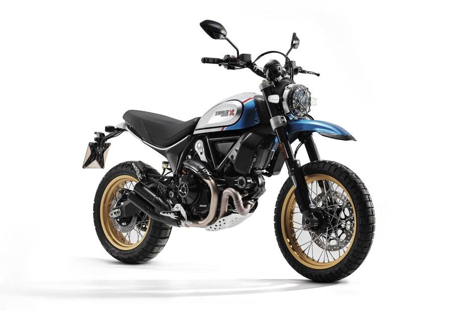 สีใหม่ Ducatis Scrambler 800 Desert Thread และ Icon 2021 พร้อมสไตล์ที่โดดเด่น