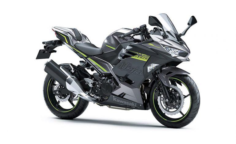 Kawasaki Ninja 400 HG ข้อมูลสเปค ตารางผ่อนดาวน์