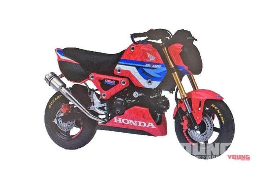 สื่อญี่ปุ่นเผย Honda MSX 125 ภาพโมเดลใหม่ Grom รุ่นใหม่อาจมาพร้อมขนาด 125 ซีซี