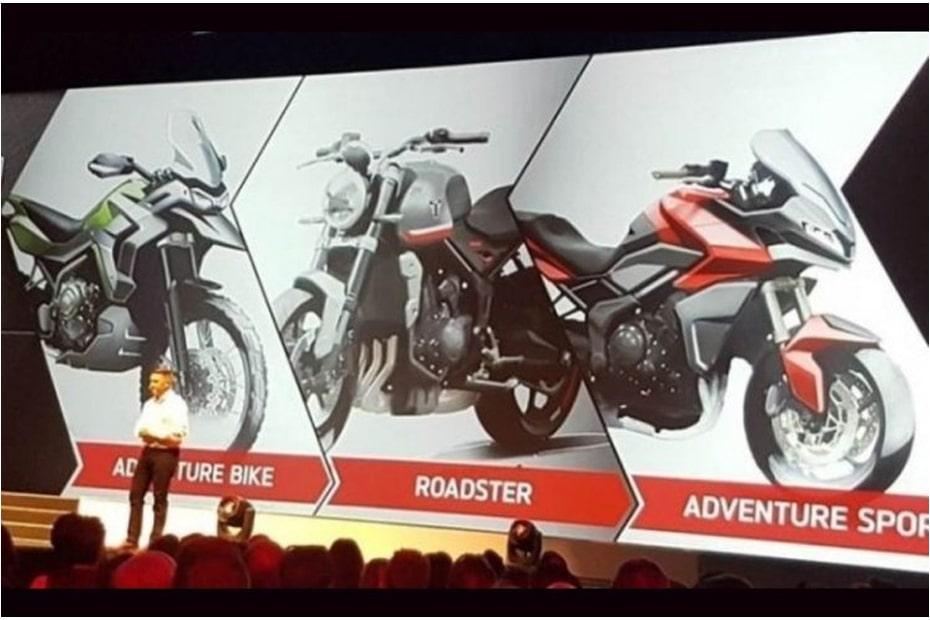 ลุ้น Triumph เตรียมเปิดตัวบิ๊กไบค์อีก 2 คันใหม่ในปี 2021