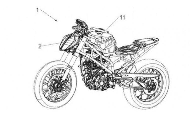 เผยสิทธิบัตร KTM Duke 390 2022 ที่มาพร้อมเทคโนโลยีเรดาร์ทันสมัย