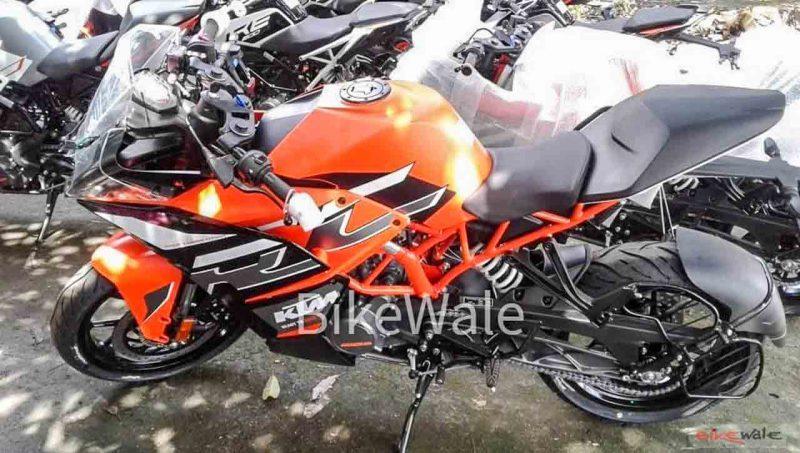 จ่อเปิดตัว KTM RC 200 2020 ในอินเดีย