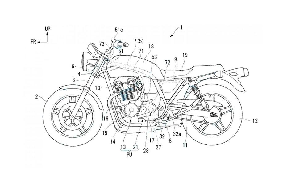 เผย Honda จักรยานยนต์ 300cc ใหม่อาจใช้เครื่องยนต์ Meteor 350
